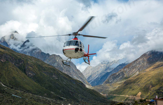 Helicopter Package for Chardham Yatra